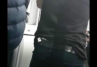 Hot guy on shuttle Miami airport 2