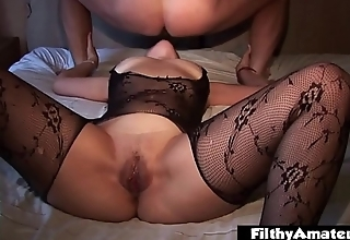 Three wives get fucked by strangers! Anal and squirt
