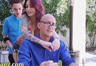 TRYBANG - 4th Of July With Monique Alexander, Adria Rae, and Juan El Caballo Schizoid