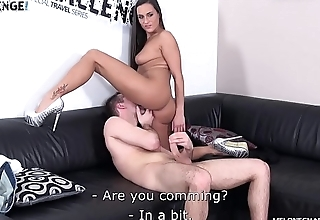 Mea Melone is Getting a Pro Cock Shaking During the Amateur Audition