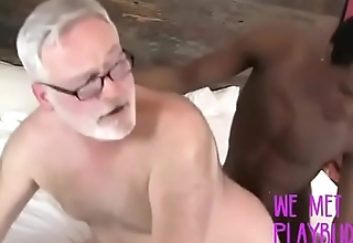 Old Perv Enjoys His Routine Early Morning Ride From Street Thug-Interracial - PlayBuddy.cf