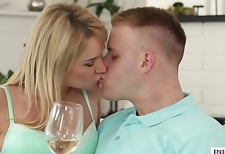 Angel Piaff and her bisexual cuckold man