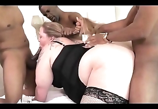 Ugly hot bbw calling for disk black cock