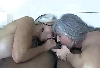 TWO WHORES and A BBC Sally D'_angelo Leilani Lei