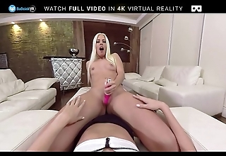 BaDoink VR Find Your Pussy Pleasure With Jessie Volt VR Porn