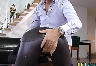 Mature brit gets pounded