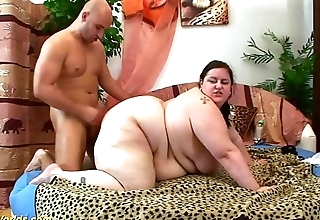 extreme fat babe rough fucked
