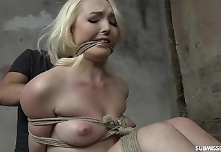 Wonderbabe Lovita Fate is savage punished for her sins