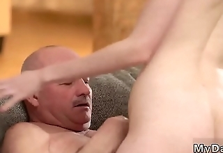 Cum in my pussy daddy hd and old man young girl car Russian Language