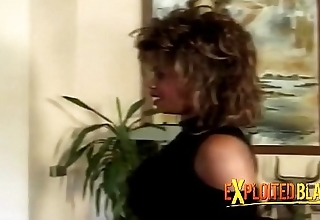 Euro swingers attack demure black girl