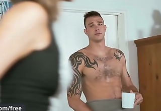 Men.com - (Cliff Jensen, Jeremy Spreadums) - Desperate Househusband Part 1 A Gay Xxx Parody - Str8 to Gay - Trailer preview