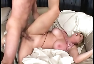 Sexy blonde Kala Prettyman sucks cock and gets pussy boned