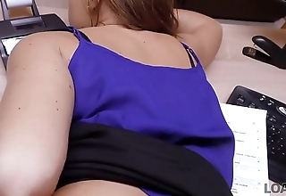 LOAN4K. Upset girl pays not far from sex to become successful businesswoman